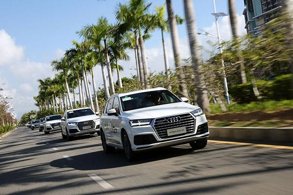 盘点2015:那些驱动汽车走向未来的「力量」