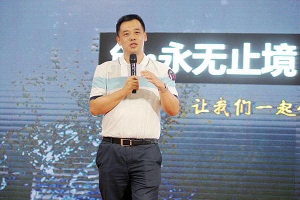 上海汽车城徐健:与车云一起孵化汽车创新