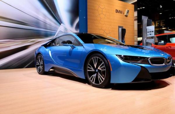 宝马启动Project i 2.0计划,打造无人驾驶汽车