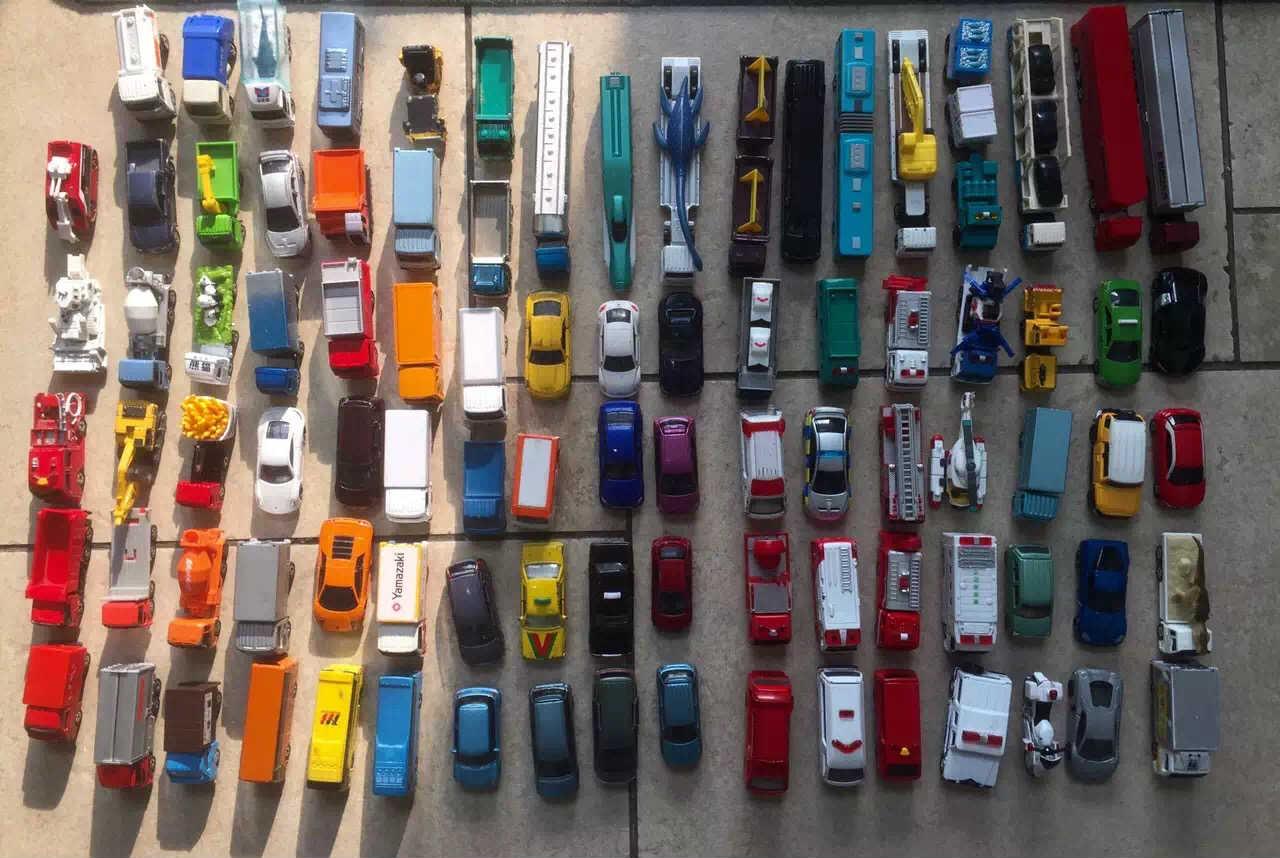 团子收藏的车