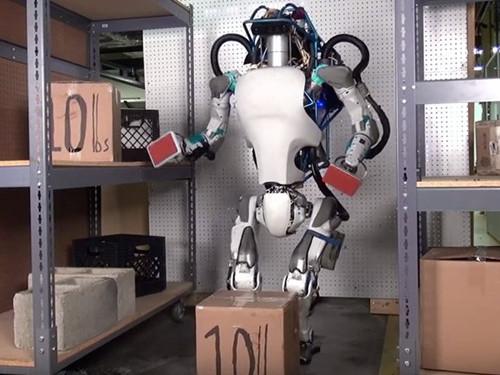 人形机器人Atlas