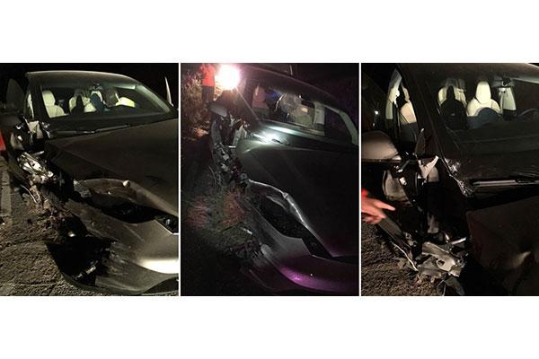 特斯拉在美曝第三起车祸,处于自动驾驶中