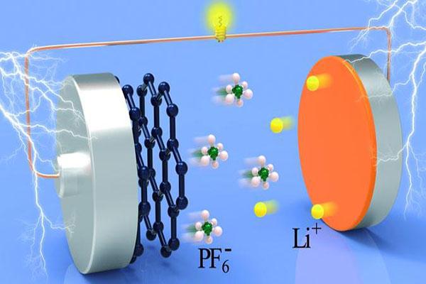 中科院成功研发出新型铝-石墨双离子电池