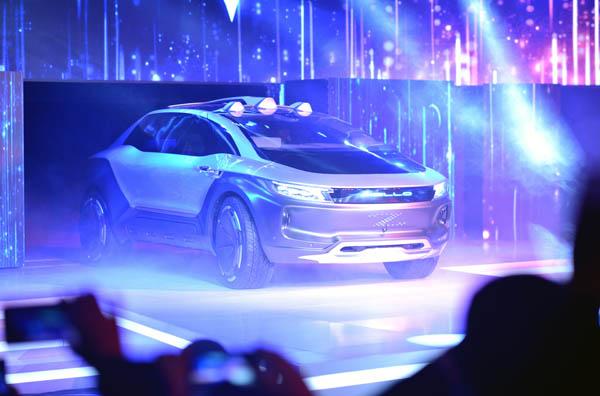 智车优行发布「奇点汽车」,这里是关于它的台前幕后