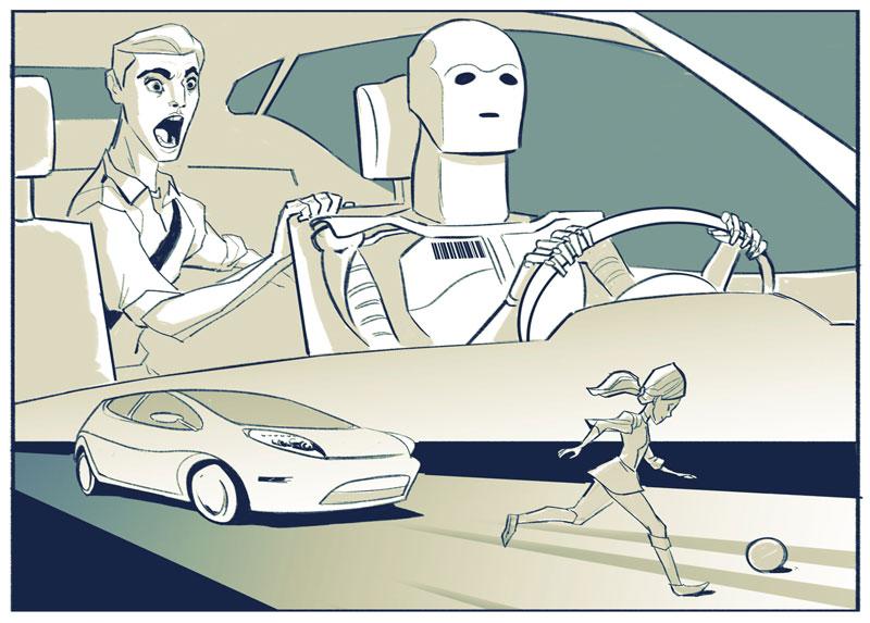 无人驾驶汽车的伦理道德难题