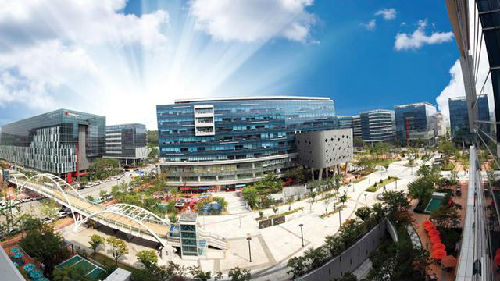 """韩国计划投资4320亿元 打造本土""""硅谷"""""""