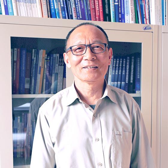 中国工程院院士、中国人工智能学会理事长李德毅