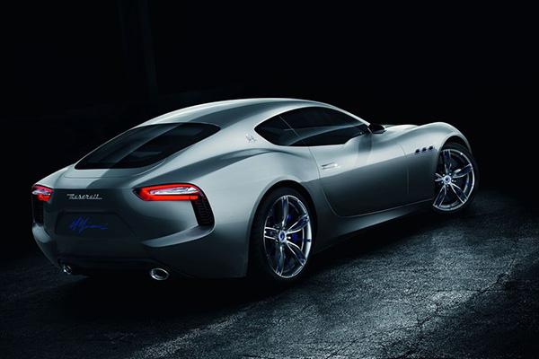 玛莎拉蒂将基于Alfieri打造全电动豪华跑车