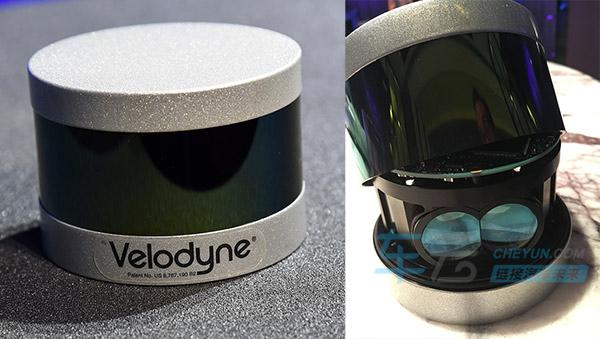 Velodyne汽车专用激光雷达内部谍照首曝