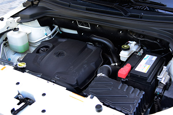 三菱4A91T 1.5T发动机