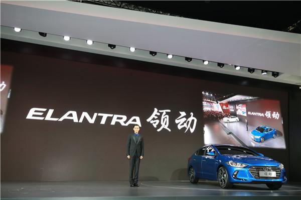 从广州车展北京现代展台看韩系新动向