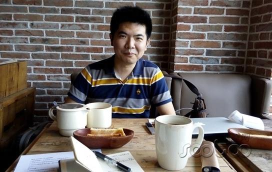 极豆车联网创始人汪奕菲