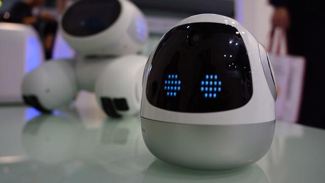 萌宠机器人