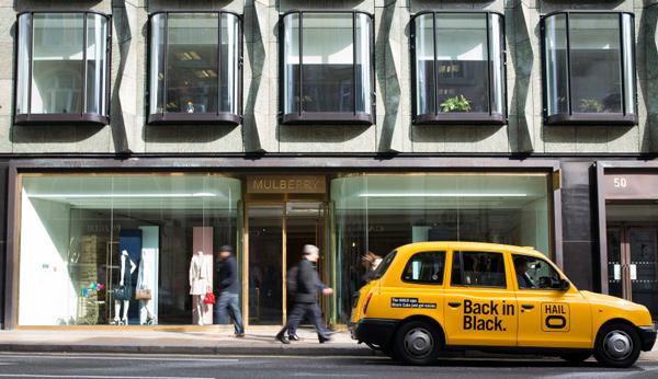 英国出租车公司Hailo
