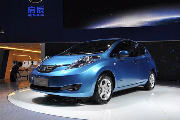 日产计划在国内推出新款低价电动车型