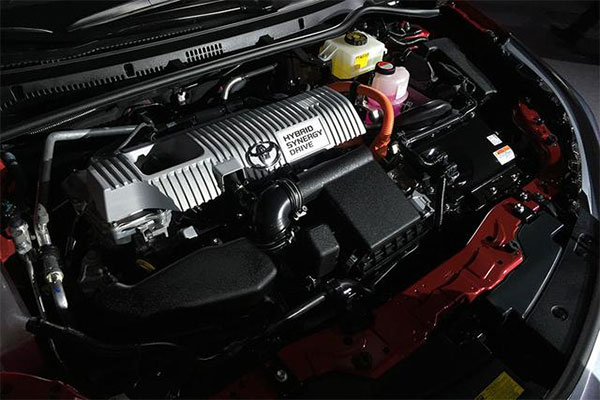 丰田THS II混合动力系统