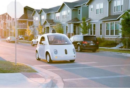 谷歌自动驾驶汽车项目进行大量招聘活动