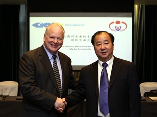 吉凯恩在中国组建合资公司,生产汽车级金属粉末