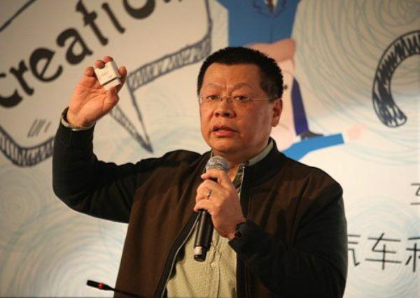 迪纳科技创始人刘南杰