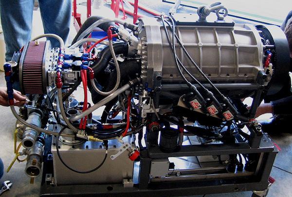 杜克第三代轴向发动机