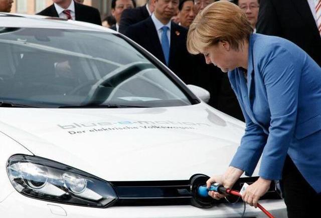 德国电动车新政策推出