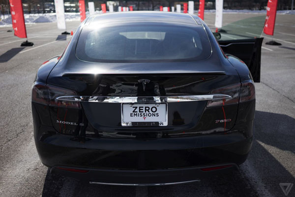 特斯拉证实已终止车价50%保值回购计划