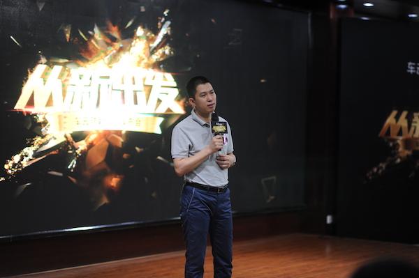 大圣科技CEO郑景亮:勇气与包容是创新的基石
