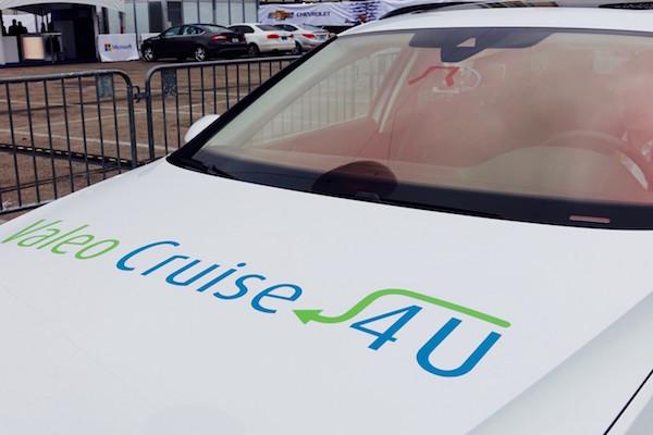 法雷奥Cruise4U
