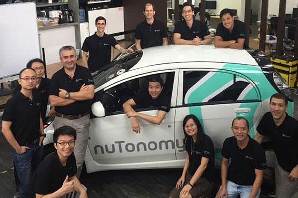 nuTonomy无人驾驶出租车在新加坡通过测试