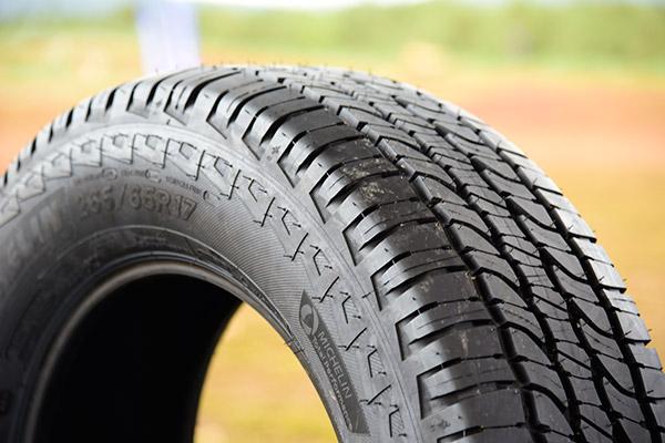 米其林LTX Force轮胎