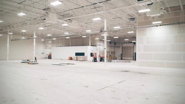 谷歌无人驾驶研发中心内部结构曝光