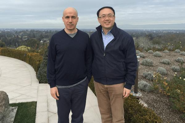 地平线机器人获硅谷投资家Yuri Milner投资