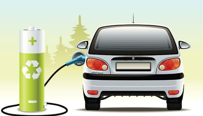 电动汽车充电解决方案