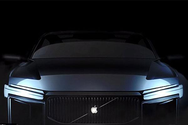 苹果概念车视频