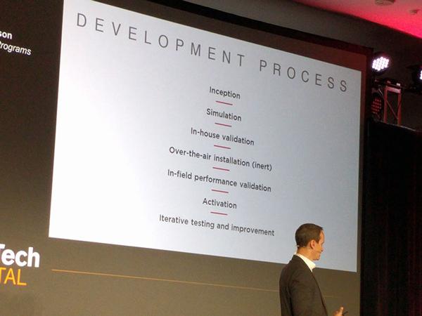 特斯拉的功能开发流程
