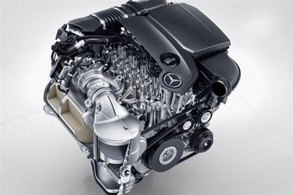 奔驰发布最新全新2.0T柴油机