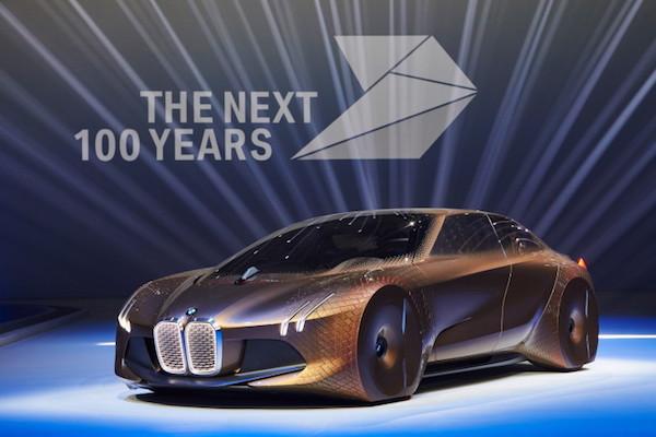 Vision Next 100概念车