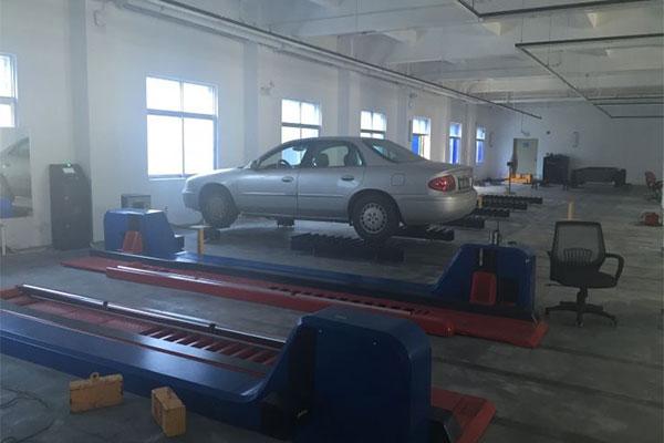 怡丰AGV自动化车库