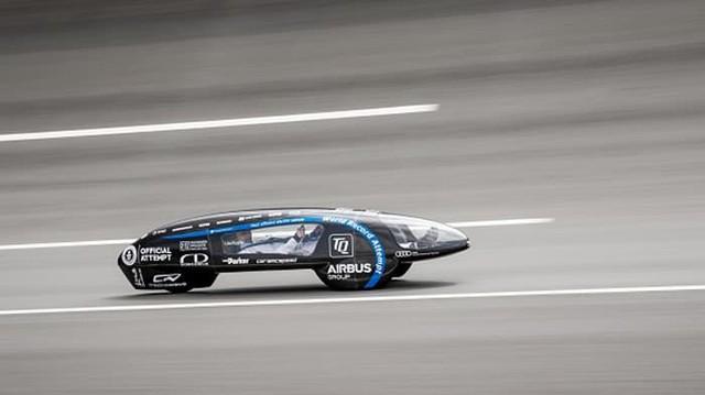 1232km/kWh!全球最高效电动汽车诞生