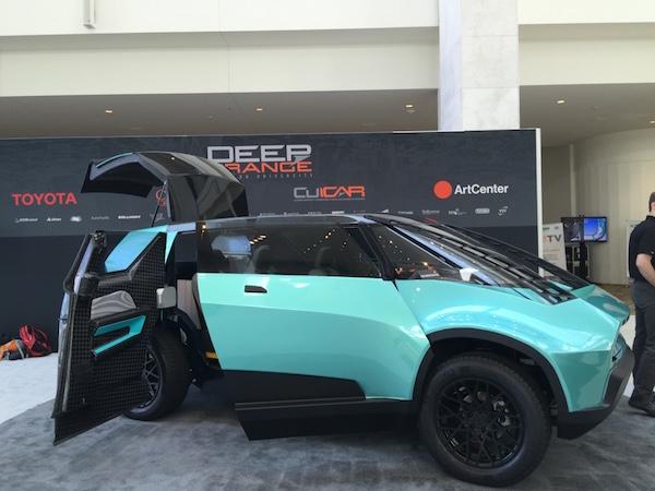 uBox概念车