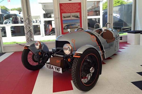 摩根将打造混合动力车型,计划2019年推出