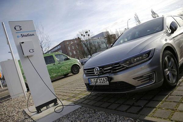 德国计划提供12亿欧元补贴,推广电动车